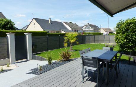 terrasse composite store portillon allée brochard paysage mayenne