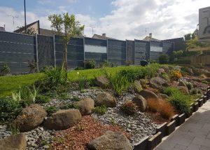 clôture mixte syvadec composite gabion brochard paysage saint berthevin
